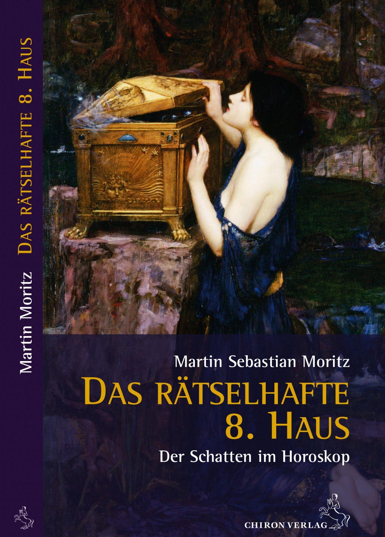 Buch Das Rätselhafte 8.Haus Psychologische Astrologie Berlin Hamburg