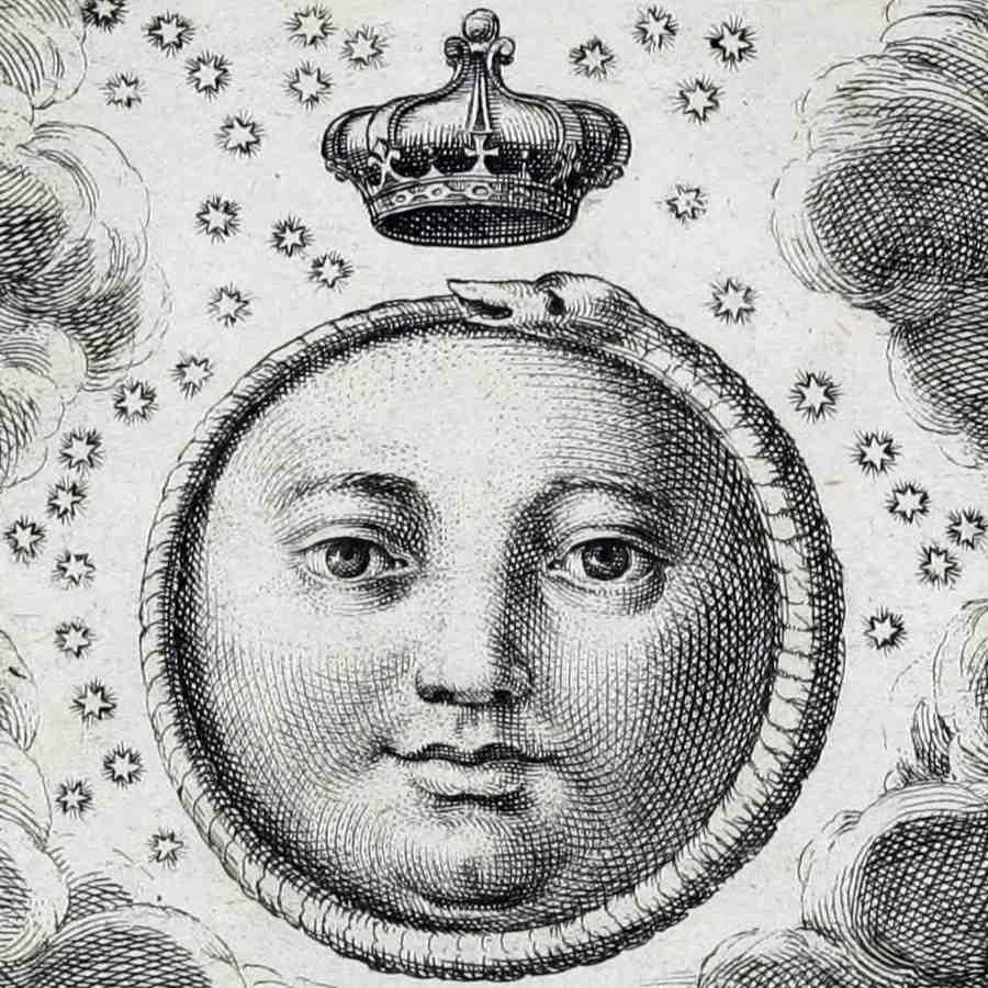 Vorgeburtlicher Neumond Karmische Astrologie Psychologische Astrologie Martin Sebastian Moritz