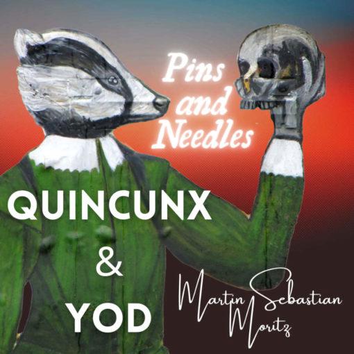 Quincunx and Yod Martin Sebastian Moritz Psychological Astrology Berlin Hamburg
